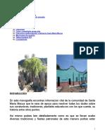 Comunidad Santa Maria Macua Mexico