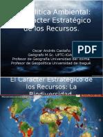 Geopolítca Ambiental