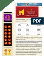 Características Do Signo Do Cão - Horóscopo Chinês