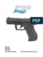 Walther P99 Manual