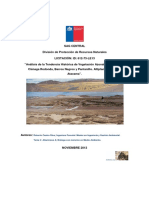 Análisis de La Tendencia Histórica de Vegetación Azonal Hídrica