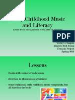 earlychildhoodmusicandliteracypresentation