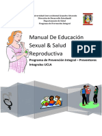 Manual Actualizado Educaciòn Sexual y Salud Reproductiva