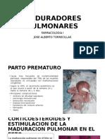 MADURADORES PULMONARES
