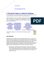 0705 a Practical Guide to Clinical Medicine