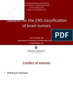Update on CNS Pathology-Dubai 2015