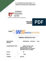 Monografia_org Emp (Wayra Serv)