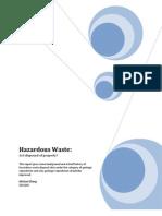 Hazardous Waste - Michael