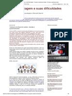 A Aprendizagem e Suas Dificuldades _ Transtorno Do Espectro Autista - Dúvidas e Questionamentos