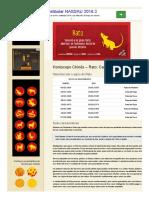 Características Do Signo Do Rato - Horóscopo Chinês