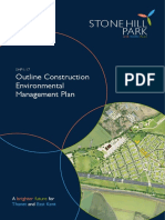 SHP2016 - Outline Construction Environmental Plan