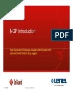 NGP Introduction Presentation External R5x