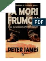 Peter James - Sa Mori Frumos