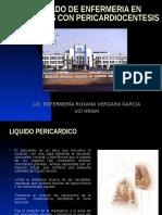 Cuidado de Enfermeria en Pacientes Con Pericardiocentesis h