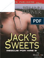 Bellam Summer - Rescate Contratado 02 - El Dulce de Jack