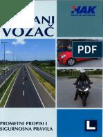 HAK . Prometni Propisi i Sugurnosna Pravila - 2014