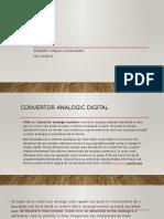 Convertor Analogic-digital