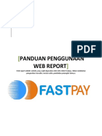 Panduan Web Report Fastpay