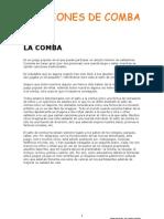 CANCIONES DE COMBA