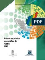 Anuario Estadistico Puebla