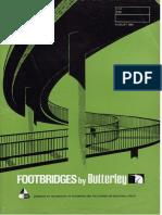 Butterley Footbridges 1968
