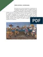 Danza - Reseña Histórica CONTRADANZA