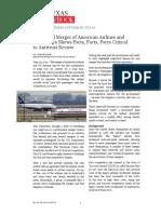 Bruce McDonald AA Antitrust Article
