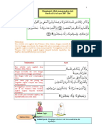 Surah Al-A'Raf Ayat 205 - 206 Mengingati Allah Menenangkan Hati