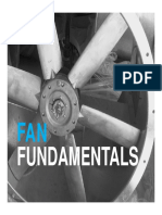Fan Fundamentals
