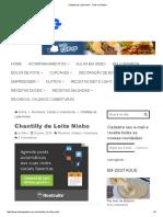 Chantilly de Leite Ninho - Tudo no Potinho.pdf