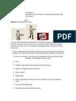Webquest Literature