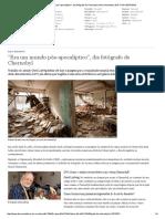 ″Era Um Mundo Pós-Apocalíptico″, Diz Fotógrafo de Chernobyl _ Meio Ambiente _ DW.com _ 26.04