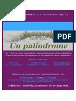 Un palindrome