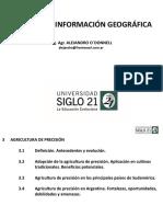 Unidad 3 - Agricultura de Precision