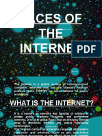 Faces of the Internet