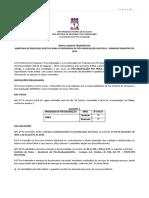 Edital 52-2015 -Mestrado e Doutorado Em Fisica 2016.1- Publicado