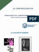 Comportamiento Etico -La Violencia Humana