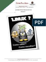 Instalação Linux