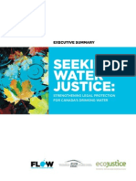 Water Justice Exec Email