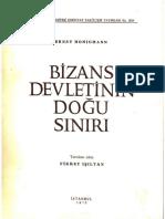 Ernst Honigmann - Bizans Devletinin Doğu Sınırı