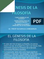 EL GÉNESIS DE LA FILOSOFÍA.ppt