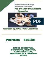 Auditoria Operativa Unidad I