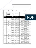 Planilla Iperc Base 2015 Geohidraulica Accidentes