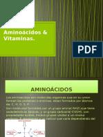 Aminoácidos & Vitaminas