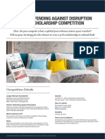 Hult Scholarship Competition Airbnb