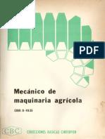 CBC Mecanico Maquinaria Agricola
