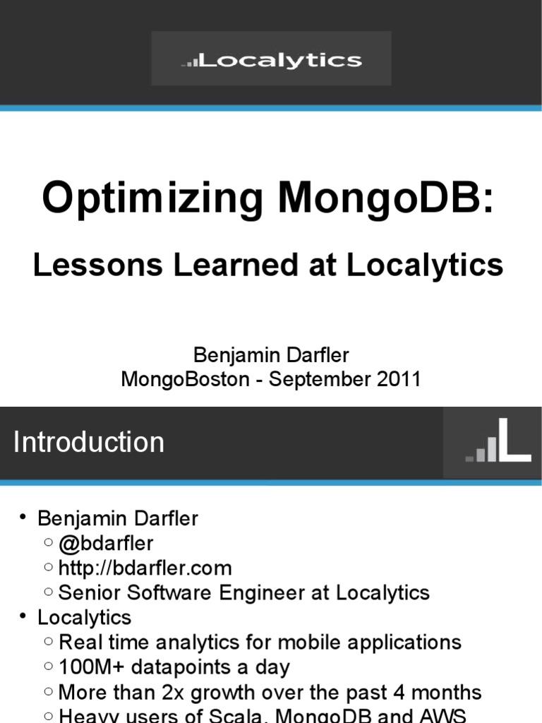 mongodb-111002220708-phpapp01 | Mongo Db | Database Index