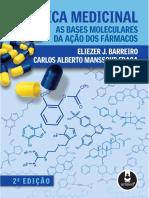 Química Medicinal - As Bases Moleculares Da Ação Dos Fármacos, 2ª Edição - Eliezer J. Barreiro