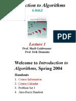 l1 algorithmique