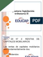 Tributaria II Renta de Capital